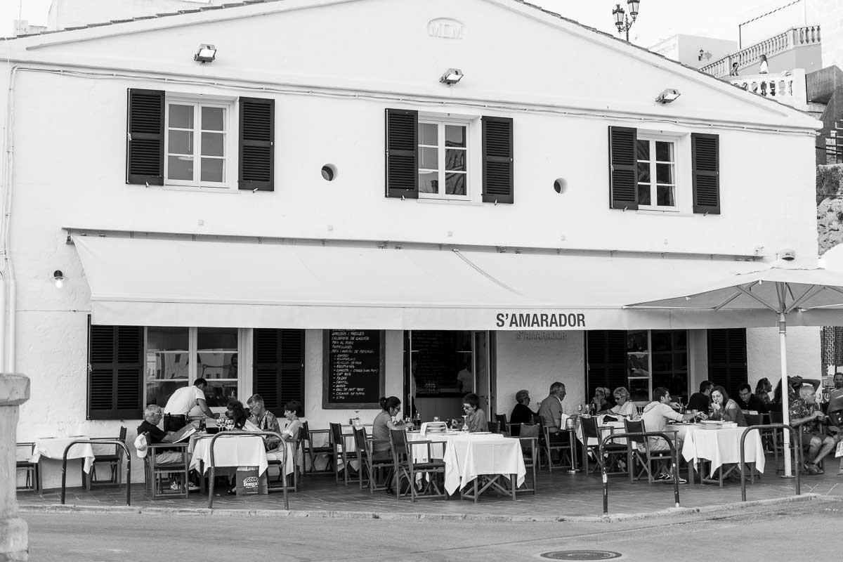 Restaurante Menorca
