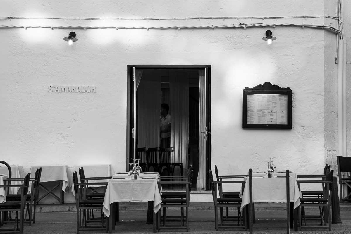 Restaurante en Ciutadella de Menorca